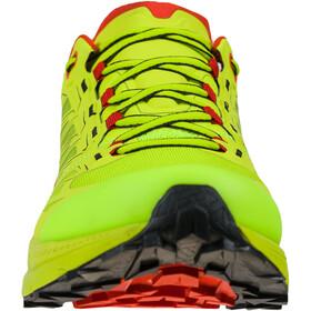 La Sportiva Jackal Scarpe da corsa Uomo, neon/goji